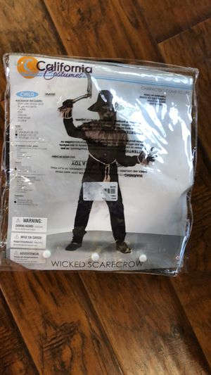 Boys Halloween Costume (10-12) for Sale in Woodstock, GA