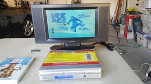 DVD Player with TV for Sale in Menifee, CA