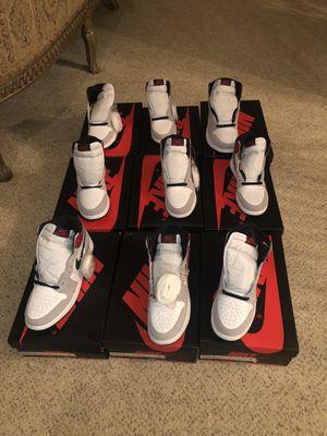 Buying Jordan 1 smoke greys gs!! for Sale in Lomita, CA