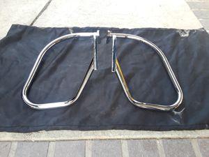 Harley Davidson rear saddle guards, crash Bars for Sale in Industry, CA