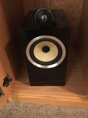 Bowers & Wilkinson speakers(2) for Sale in Virginia Beach, VA