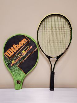 WILSON TENNIS RACKET (Grip 4 Lo) - with COVER - firm price for Sale in Arlington,  VA