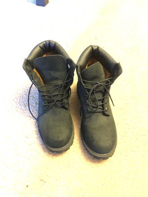Timberland Boots Black Size 7 M for Sale in Falls Church, VA
