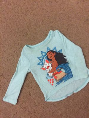 Moana shirt for Sale in Hillsboro, OR