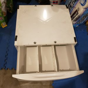 Under Neath Storage For Washer Or Dryer for Sale in Naples, FL