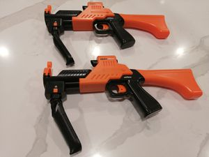 PS3 Move Gun Accessories - take both for $5 total for Sale in Etiwanda, CA