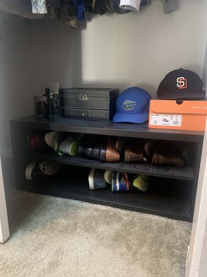 Tv stand/closet organizer for Sale in San Francisco, CA