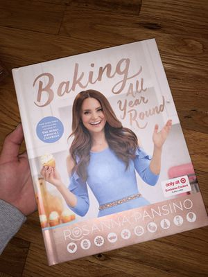 Baking All Year around cook book for Sale in Los Angeles, CA
