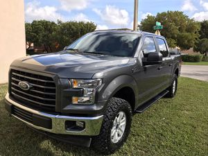 2017 Ford F-150 XLT Like new 4x4 🔥🔥🔥 for Sale in Hialeah, FL