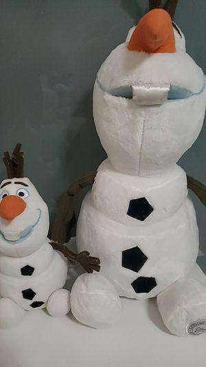 Olaf genuine plushie for Sale in Miami, FL