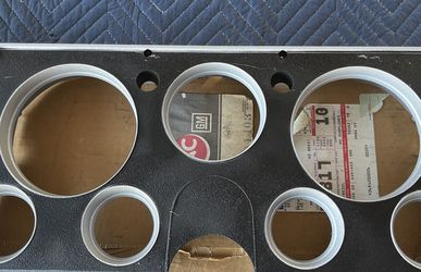 NOS 1967-1972 C10 CHEVY GMC DASH CLUSTER BEZEL for Sale in Long Beach,  CA