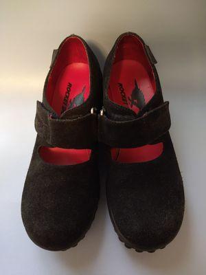 *RARE VINTAGE Black Suede Rocket Dog Mary Jane Platform Shoes $50 FIRM for Sale in El Paso, TX