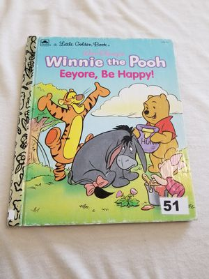 Winnie the Pooh Storybook for Sale in Kent, WA