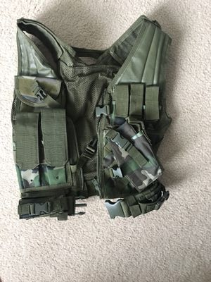 Paint Ball Vest for Sale in Durham, NC