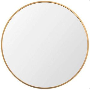 "Beauty4U Large Round Metal Frame Mirror, 19.7"" Wall-Mounted Mirror for Bedroom, Bathroom, Living Room, Entryway, Vanity for Sale in Ontario, CA"