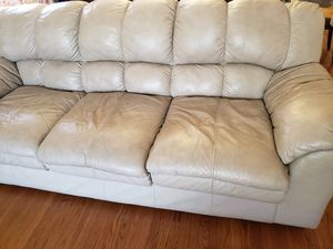Sofa & 2 recliners Leather for Sale in Pinole, CA