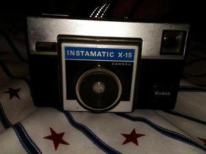 Instamatic X-15 Camera for Sale in Victoria, TX