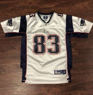 New England Patriots Jersey Size Youth Large for Sale in Pflugerville, TX