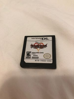 Kingdom Hearts 358/2 Days DS for Sale in Houston, TX