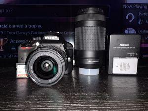 Nikon D3400 Bundle for Sale in Miami, FL