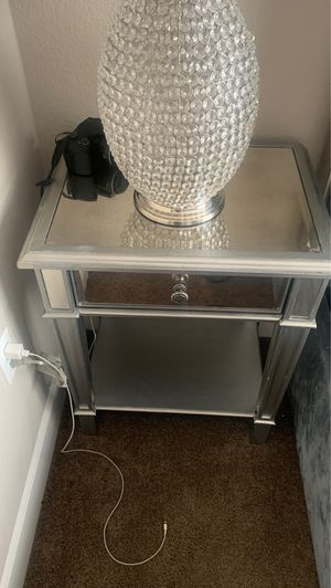 Pier 1 Mirror Night stand set of 2 for Sale in Antioch, CA