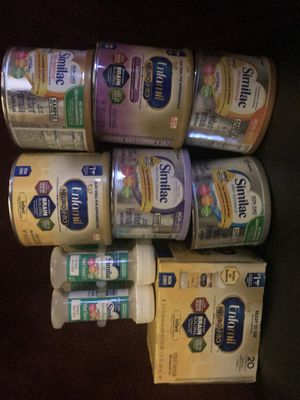 Formula, Car Seat, Diapers, Wipes, Breast Pump Supplies etc for Sale in Green Bay, WI