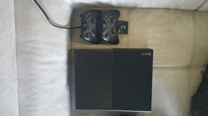 Xbox One a with 2 controllers + charger and 16 games for Sale in Miami, FL