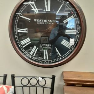 Vintage Oversized wall Clock for Sale in St. Louis, MO