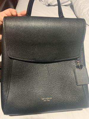Kate Spade Grace Medium Backpack Black for Sale in Los Angeles, CA