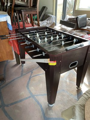 Foosball Table for Sale in Reedley, CA