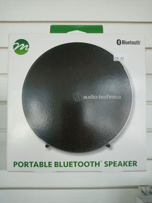 Audio-Technica Portable Bluetooth Speaker for Sale in Philadelphia, PA