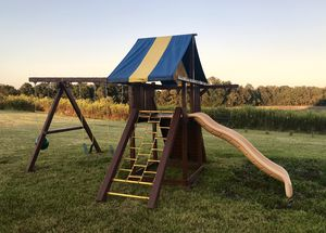 Rainbow Swingset for Sale in Heath, OH