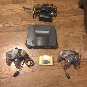 Nintendo N 64 With Zelda Majorca's Mask for Sale in Bellwood, IL