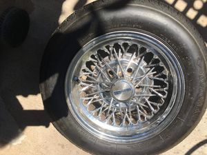 Cragar rims with Yokohama tires for Sale in Brentwood, CA