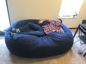 Giant Beanbag Chair! for Sale in Columbia, MO