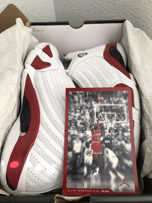 """2006 Jordan XIV 14 """"Candy Cane"""" Size 13 for Sale in San Francisco, CA"""