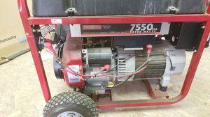 Generac 7550 watt generator for Sale in Detroit, MI