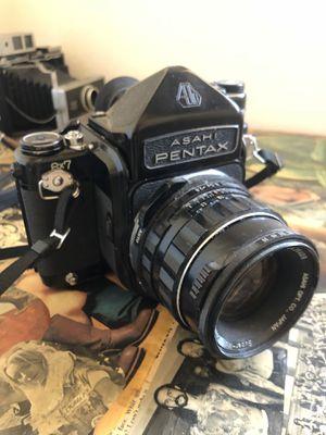 Pentax 6x7 Film camera for Sale in Vista, CA