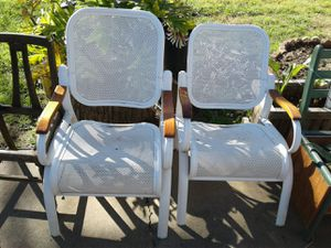 Patio chairs for Sale in US