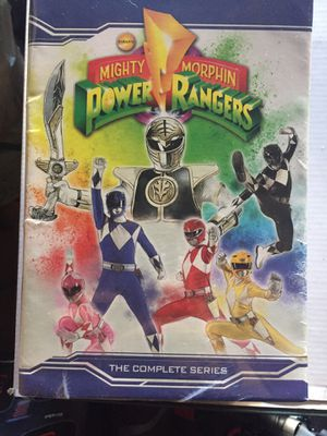 Power ranger the complete series for Sale in Los Angeles, CA