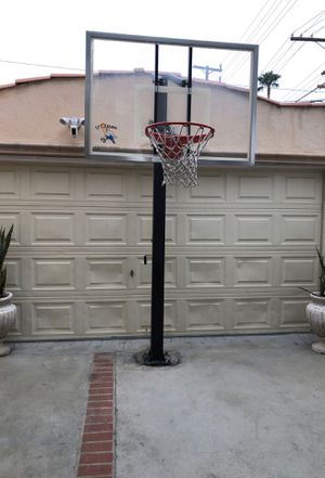 Goalrilla basketball hoop in great condition for Sale in Glendale, CA