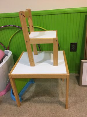 Child's table and chair set for Sale in Westerville, OH