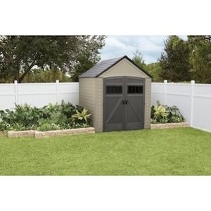 STORAGE SHED RUBBERMAID FREE DELIVERY 7x7 for Sale in Glendora, CA