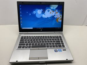 HP Elitebook 8470p, Intel Core i5, 2.60 GHz, 4 GB RAM, 250 GB Hard Drive, 2.00 GB Intel HD Graphics Card, Wireless Wifi, Webcam, Fingerprint Reader, for Sale in Centreville, VA