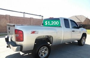 👑$1200 👑URGENT For sale📕 2011 Chevrolet Silverado,Very Clean!Clean Tittle!Runs and Drives great.Nice Family car!one owner!✍️ for Sale in Concord, CA