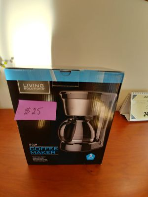 New Coffee maker for Sale in Manchester, MO
