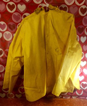 Rainfair XL Protective Rain Snow Waterproof Gear Jacket $10 Or Best Offer for Sale in Moreno Valley, CA
