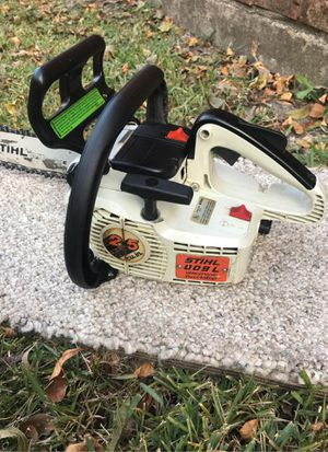 Small chainsaw for sale for Sale in Fort Worth, TX