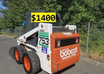 Price $1400 1997 Bobcat 753 Clean titl. for Sale in Ontario,  CA