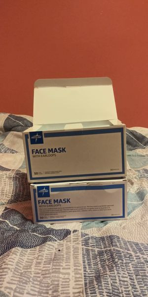2 boxes of face masks for Sale in Philadelphia, PA